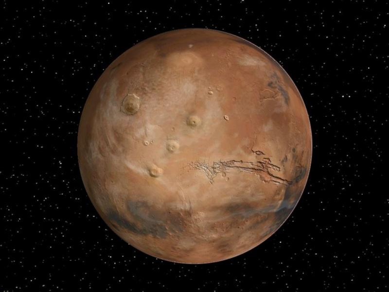 Plane Mars akan kelihatan spt bulan utk Sehari.. Mars10