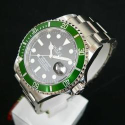Submariner ou Seadweller ? Jubile12