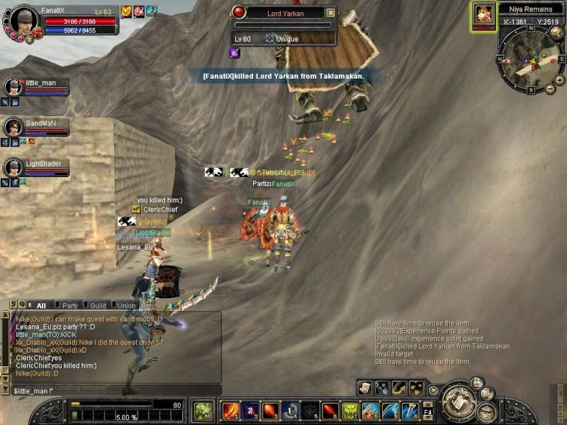 Lord Yarkan screens Sro20010