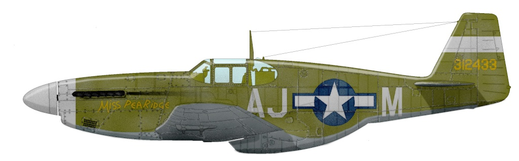 P-51 Mustang by F3V P-51b-10