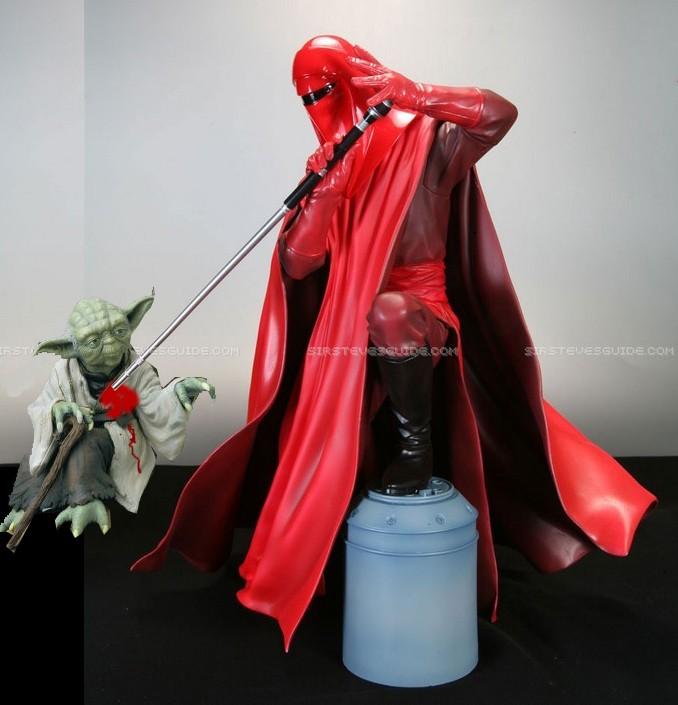 Kotobukiya - Royal Guard ARTFX Statue 116310