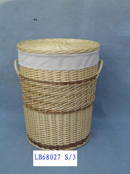 Laundry Basket 09 (Eight Basket) 00121110