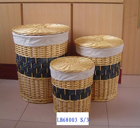 Laundry Basket 09 (Eight Basket) 00221110