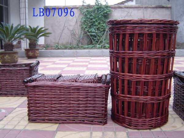 Laundry Basket 09 (Eight Basket) 00310