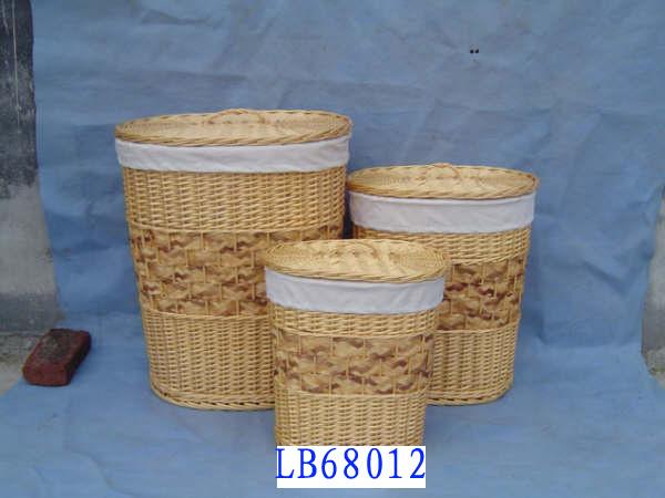Laundry Basket 09 (Eight Basket) 00421110
