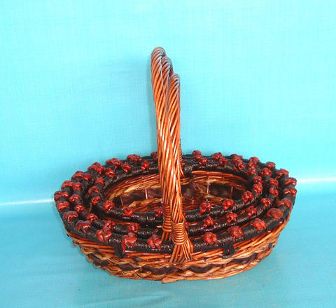 Basket for Christmas 01110