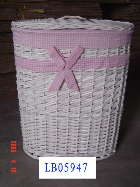 Laundry Basket 09 (Eight Basket) 3-022110