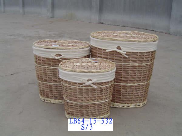Laundry Basket 09 (Eight Basket) B7211011