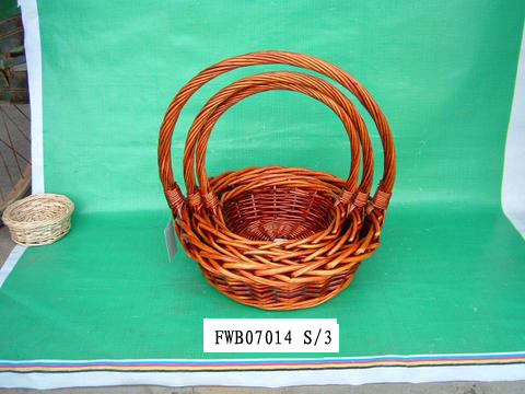 Flower Basket 02 (FIVE PRODUCT) Fw070110