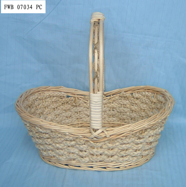 Flower Basket 03 (SIX PRODUCT) Fw070312