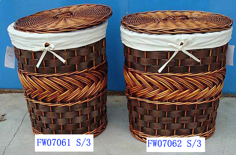 LAUNDRY BASKET 01(SEVENTEEN PRODUCT) Lb070012