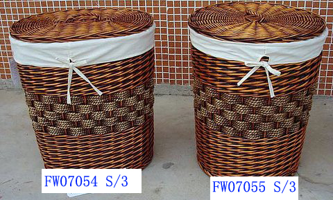LAUNDRY BASKET 01(SEVENTEEN PRODUCT) Lb070014