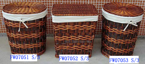 LAUNDRY BASKET 01(SEVENTEEN PRODUCT) Lb070016
