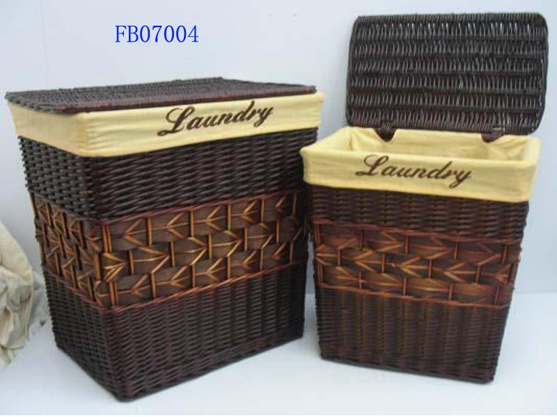 LAUNDRY BASKET 05 (SIX PRODUCT) Lb070312