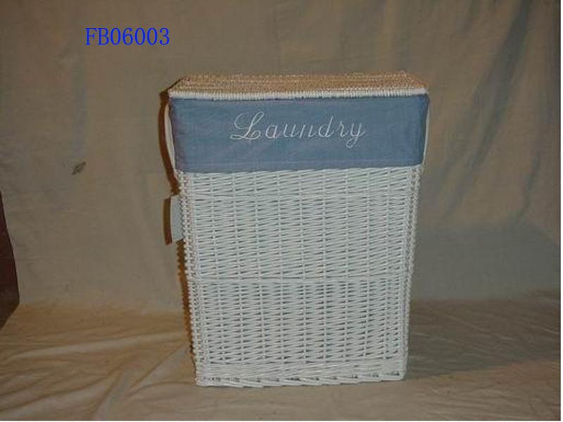 LAUNDRY BASKET 05 (SIX PRODUCT) Lb070410