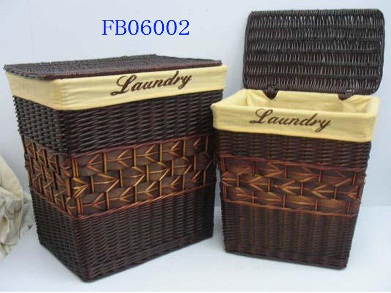 LAUNDRY BASKET 05 (SIX PRODUCT) Lb070411
