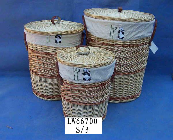 LAUNDRY BASKET 07 (TEN PRODUCT) Lwb07033