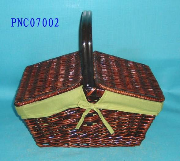 PICNIC BASKET 01 (EIGHT ORODUCT) Pb070011