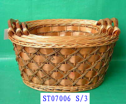 STORGAGE BASKET 02 (FOUR PRODUCT) St070019