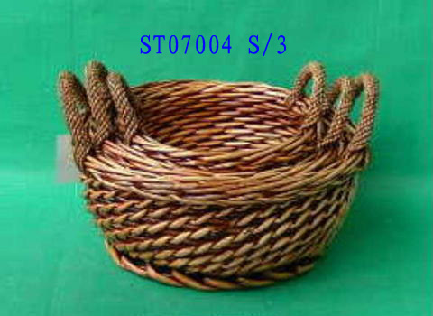 STORGAGE BASKET 02 (FOUR PRODUCT) St070020