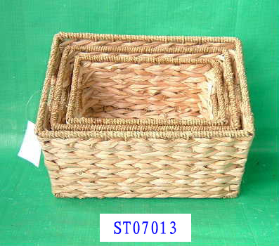 STORGAGE BASKET 02 (FOUR PRODUCT) St070110