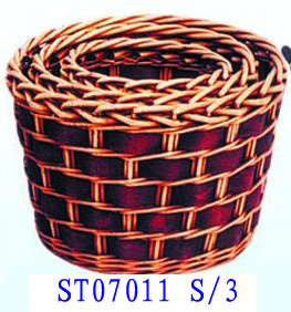 STORGAGE BASKET 02 (FOUR PRODUCT) St070111