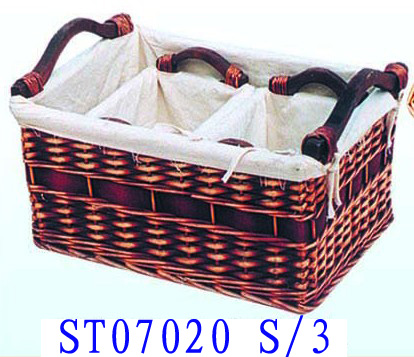 STORGAGE BASKET 02 (FOUR PRODUCT) St070210