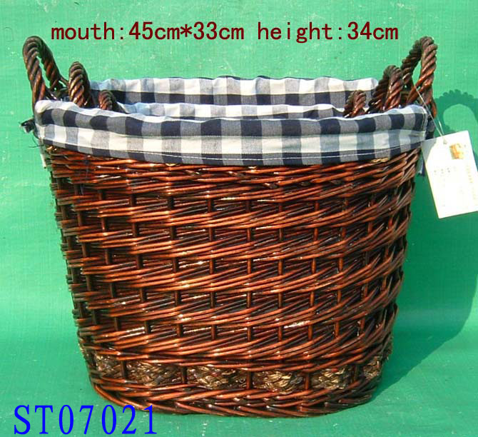STORGAGE BASKET 03 ( EIGHT PRODUCT) St070212