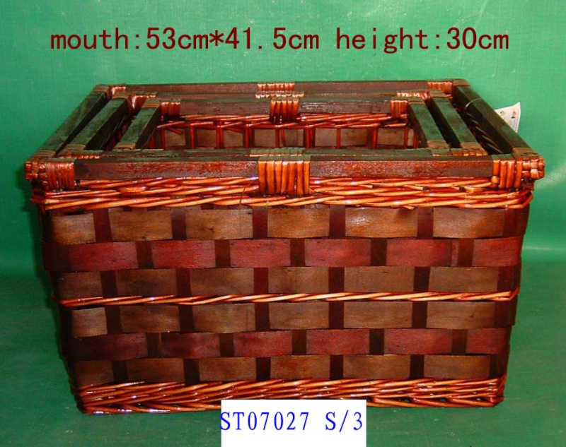 STORGAGE BASKET 03 ( EIGHT PRODUCT) St070215