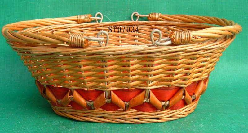 STORGAGE BASKET 03 ( EIGHT PRODUCT) St070310