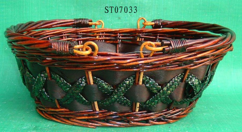 STORGAGE BASKET 03 ( EIGHT PRODUCT) St070311