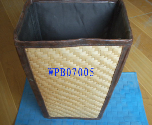 WASTE PAPER BASKET 10 (six PRODUCT) Wpb07012