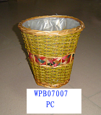WASTE PAPER BASKET 10 (six PRODUCT) Wpb07014