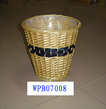 WASTE PAPER BASKET 10 (six PRODUCT) Wpb07015