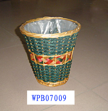 WASTE PAPER BASKET 10 (six PRODUCT) Wpb07016