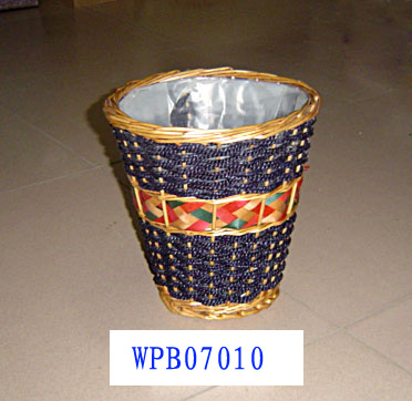 WASTE PAPER BASKET 10 (six PRODUCT) Wpb07017