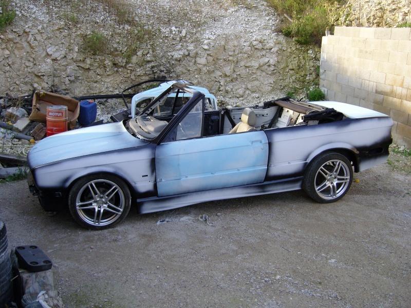 325i E30 cabriolet en restauration Snc10115