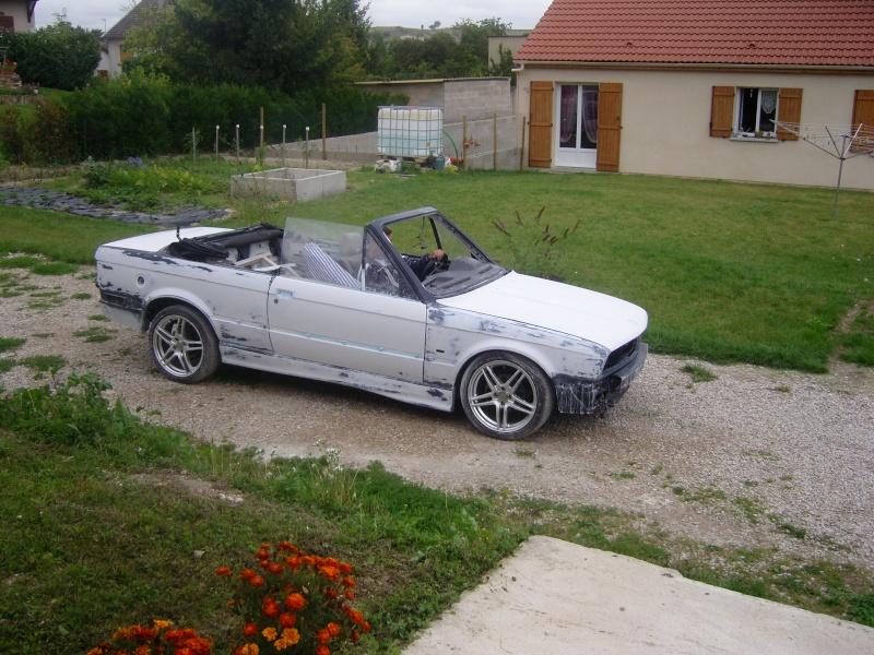 325i E30 cabriolet en restauration Snc10313