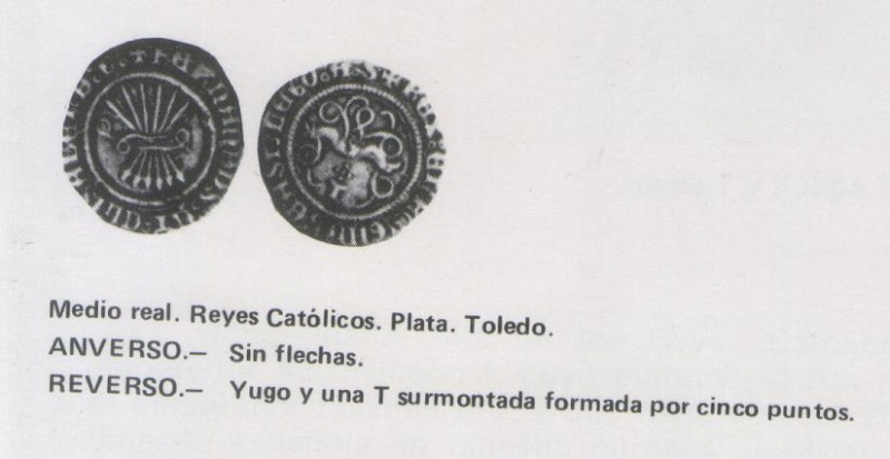 1/2 Real de los RRCC (Burgos, 1474 - 1504 d.C) Dibujo12