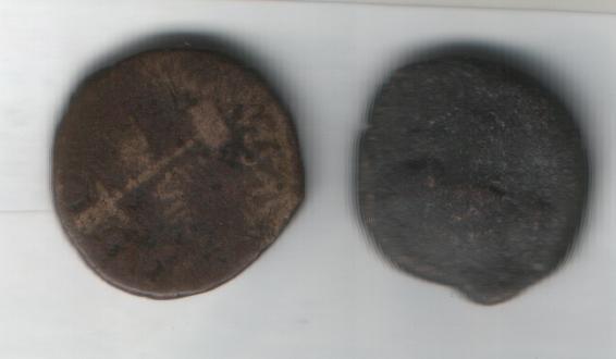 Semis de Caesar Augusta y Cuadrante de Corduba Iberic10