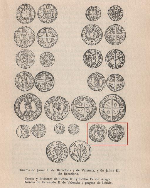 Diner de Felipe III, Lleida P310