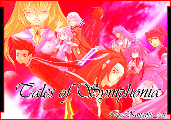 Tales Of Symphonia, seven years after...