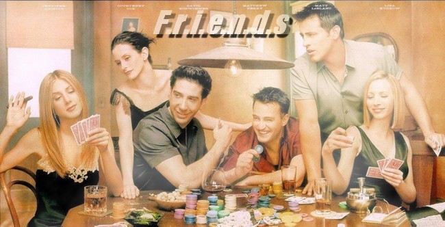 Friends, le RPG