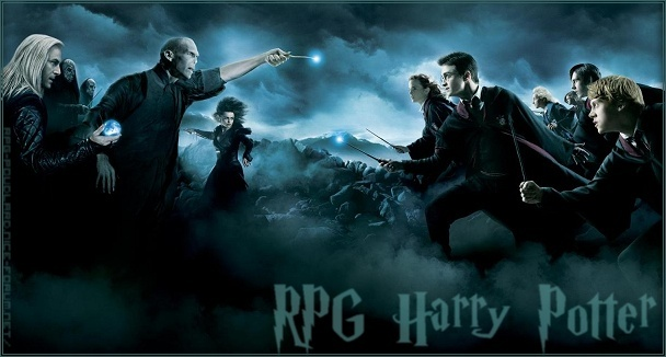 RPG de HP et les Reliques de la mort