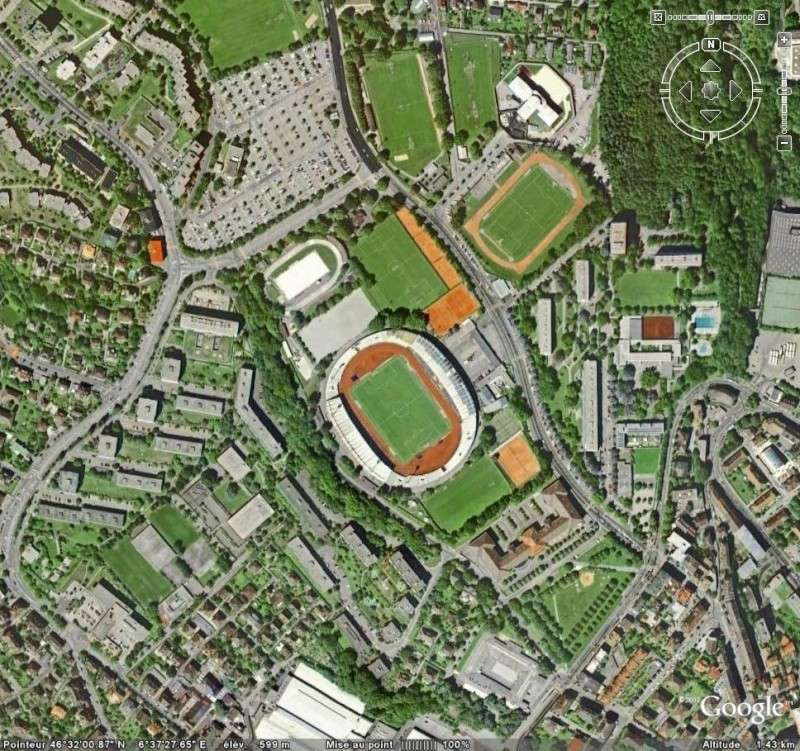 Stade de la Pontaise, Lausanne - Suisse Pontoi10