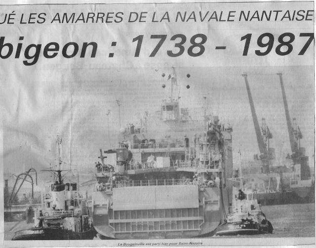 LES CHANTIERS DUBIGEON A NANTES - Page 2 Numeri32