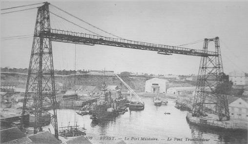 BREST et son Pont Transbordeur. Pont_t10