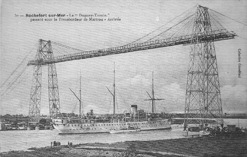 ROCHEFORT / Mer et son transbordeur Pont_t15