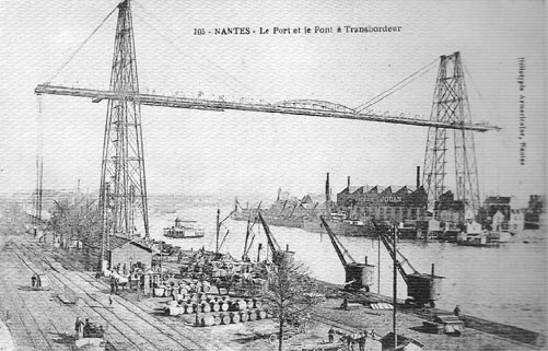 NANTES et son transbordeur Pont_t16