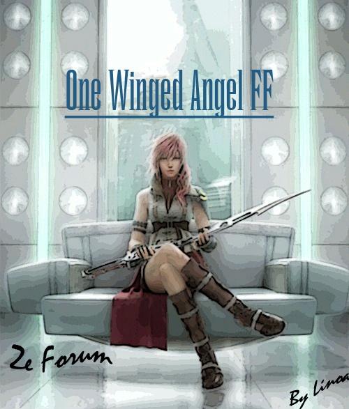One Winged Angel FF